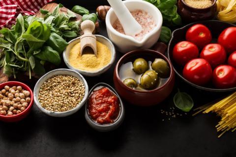 beneficios de una dieta mediterranea