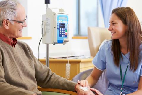 Cancer colon quimio, Cancer colon quimioterapia paliativa