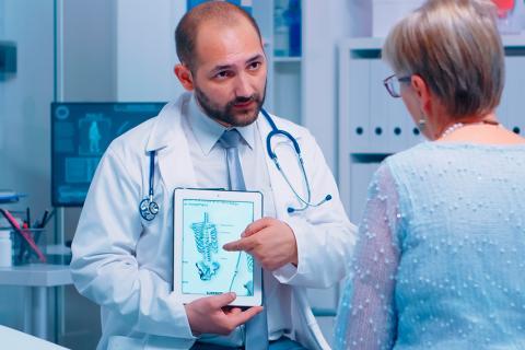 Que es osteomalacia tratamiento