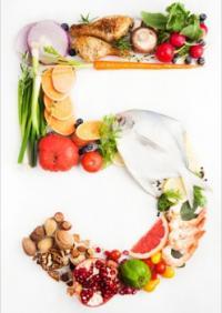 Cinco comidas al día en la dieta de un niño