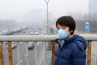 La contaminación aumenta las crisis asmáticas en niños