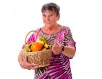 Ejemplos de dietas recomendadas para la tercera edad