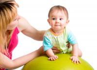 Ejemplos de ejercicios para lactantes