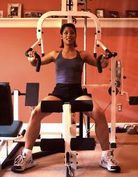 El gimnasio en casa todo lo que necesitas para montarlo for Gimnasio casero
