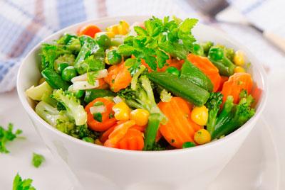 Alimentos m s adecuados para cocinar al vapor for Cocinar zanahorias al vapor