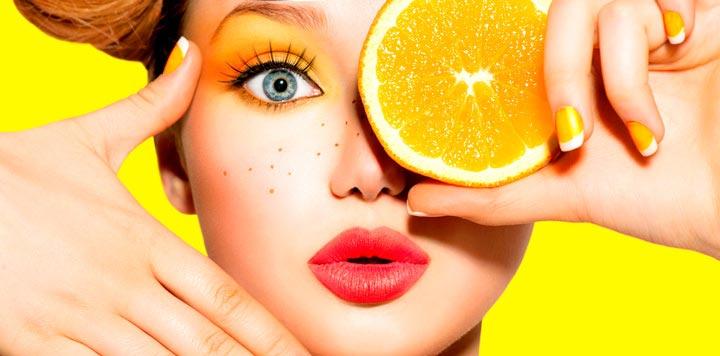 Alimentación recomendada para cuidar los labios